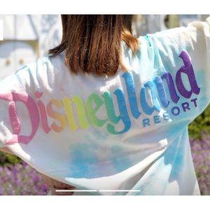 Tie dye Disneyland resort spirit jersey